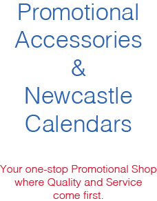 promotional accessories - your one stop shop where quality and service come first